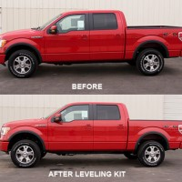 4x4x Leveling auto services
